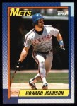 1990 Topps #680  Howard Johnson  Front Thumbnail