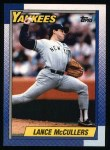 1990 Topps #259  Lance McCullers  Front Thumbnail