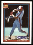 1991 Topps #360  Tim Raines  Front Thumbnail