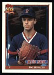 1991 Topps #269  Joe Hesketh  Front Thumbnail