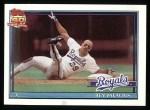 1991 Topps #148  Rey Palacios  Front Thumbnail