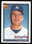 1991 Topps #467  Dennis Cook  Front Thumbnail