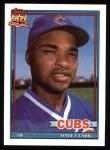 1991 Topps #241  Dave Clark  Front Thumbnail