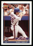 1991 Topps #764  Mark Carreon  Front Thumbnail