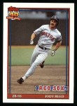 1991 Topps #247  Jody Reed  Front Thumbnail