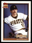 1991 Topps #221  Don Slaught  Front Thumbnail