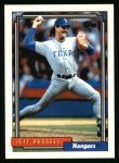 1992 Topps #257  Jeff Russell  Front Thumbnail