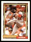 1992 Topps #147  Cris Carpenter  Front Thumbnail