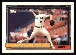 1992 Topps #184  Jimmy Jones  Front Thumbnail
