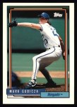 1992 Topps #741  Mark Gubicza  Front Thumbnail
