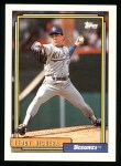 1992 Topps #265  Teddy Higuera  Front Thumbnail