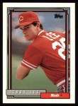 1992 Topps #262  Terry Lee  Front Thumbnail