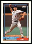 1992 Topps #229  Shawn Boskie  Front Thumbnail