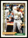 1992 Topps #635  Harold Baines  Front Thumbnail