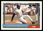 1992 Topps #320  George Bell  Front Thumbnail