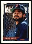 1992 Topps #617  Junior Ortiz  Front Thumbnail