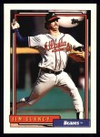 1992 Topps #279  Jim Clancy  Front Thumbnail