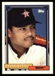 1992 Topps #668  Dwayne Henry  Front Thumbnail