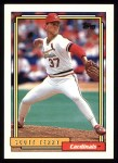 1992 Topps #117  Scott Terry  Front Thumbnail