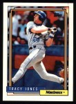 1992 Topps #271  Tracy Jones  Front Thumbnail