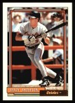 1992 Topps #268  Brady Anderson  Front Thumbnail