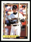 1992 Topps #358  Ted Wood  Front Thumbnail