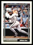 1992 Topps #426  Tim Raines  Front Thumbnail
