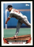 1993 Topps #149  Rheal Cormier  Front Thumbnail
