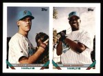 1993 Topps #683  Jerry Stafford  Front Thumbnail