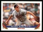 1993 Topps #251  Mike Bielecki  Front Thumbnail