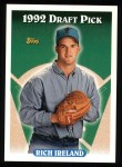 1993 Topps #767  Rich Ireland  Front Thumbnail