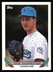 1993 Topps #629  Cris Carpenter  Front Thumbnail