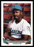 1993 Topps #722  Chuck Carr  Front Thumbnail
