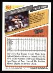 1993 Topps #164  Leo Gomez  Back Thumbnail