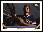 1993 Topps #581  Chris Haney  Front Thumbnail