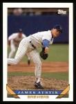 1993 Topps #449  Jim Austin  Front Thumbnail