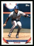 1993 Topps #151  Archi Cianfrocco  Front Thumbnail