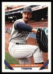 1993 Topps #379  Mike Munoz  Front Thumbnail