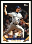 1993 Topps #152  Rich DeLucia  Front Thumbnail