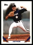 1993 Topps #281  Butch Henry  Front Thumbnail