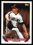 1993 Topps #141  Dennis Cook  Front Thumbnail