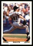 1993 Topps #147  Bryan Hickerson  Front Thumbnail