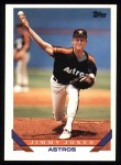 1993 Topps #477  Jimmy Jones  Front Thumbnail