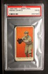 1909 E90-1 American Caramel #19  Frank Chance  Front Thumbnail