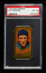 1911 T205 #132  Mike Mitchell  Front Thumbnail