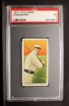 1911 T212 Obak #38 RED Crukshank  Front Thumbnail