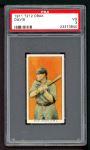 1911 T212 Obak #43 RED Davis  Front Thumbnail