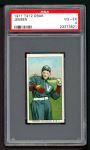 1911 T212 Obak #74 RED Jensen  Front Thumbnail