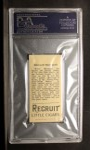 1912 T207  Rube Marquard    Back Thumbnail