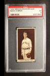 1912 T207  Buck O'Brien    Front Thumbnail